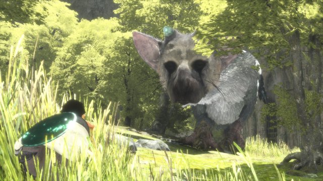 The Last Guardian - Immagine 190338