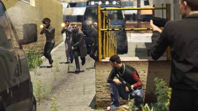 Grand Theft Auto V - Immagine 185803