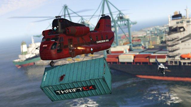 Grand Theft Auto V - Immagine 185806
