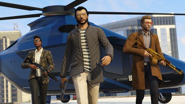 Grand Theft Auto V - Immagine 185812