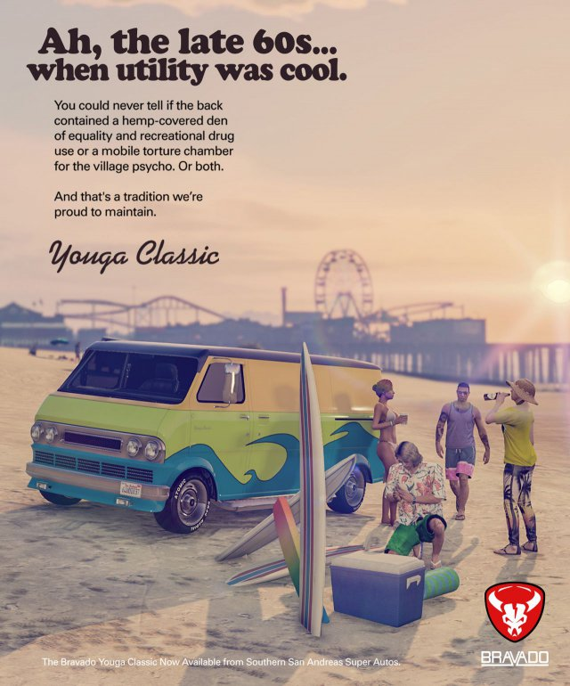 Grand Theft Auto V immagine 196820