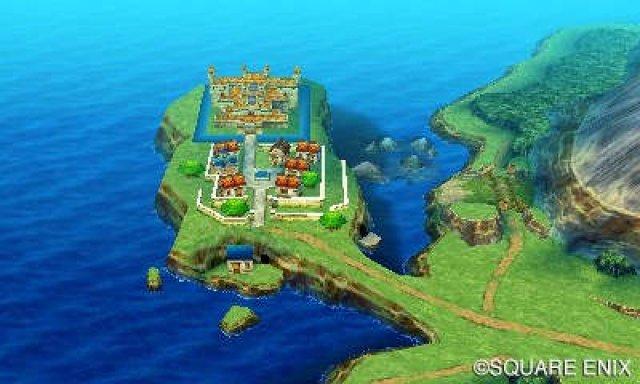 Dragon Quest VII: Frammenti di un mondo Dimenticato immagine 180127