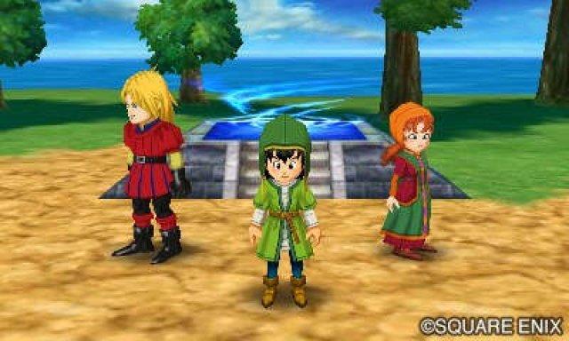 Dragon Quest VII: Frammenti di un mondo Dimenticato immagine 180128