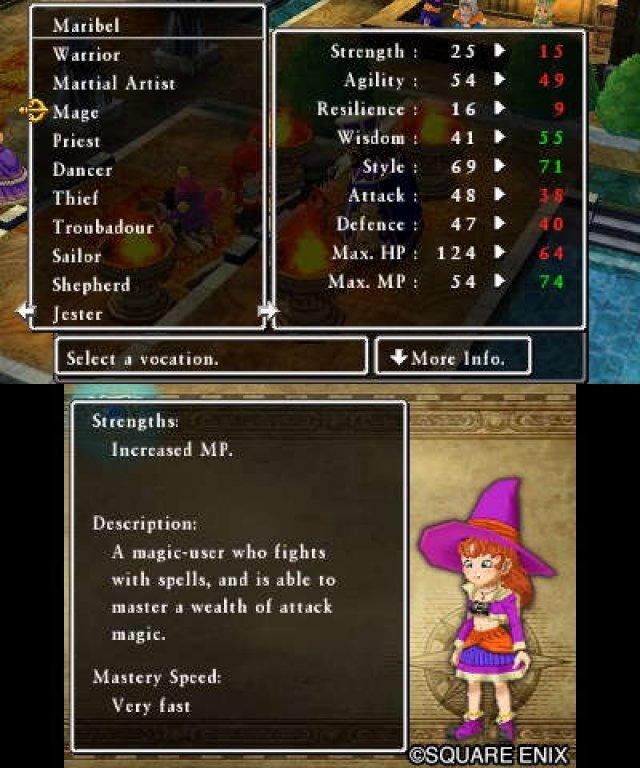 Dragon Quest VII: Frammenti di un mondo Dimenticato immagine 180132