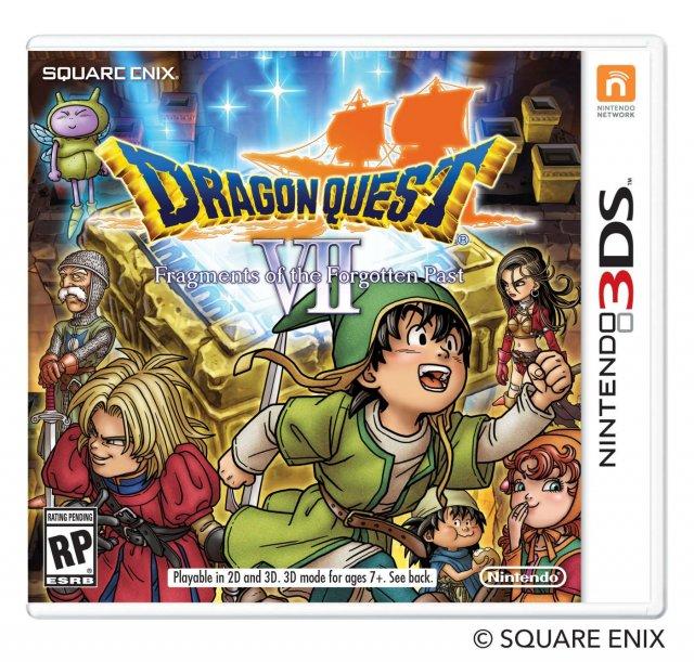Dragon Quest VII: Frammenti di un mondo Dimenticato immagine 180134