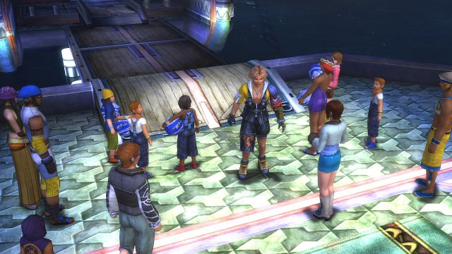 Final Fantasy X | X-2 HD Remaster immagine 183137