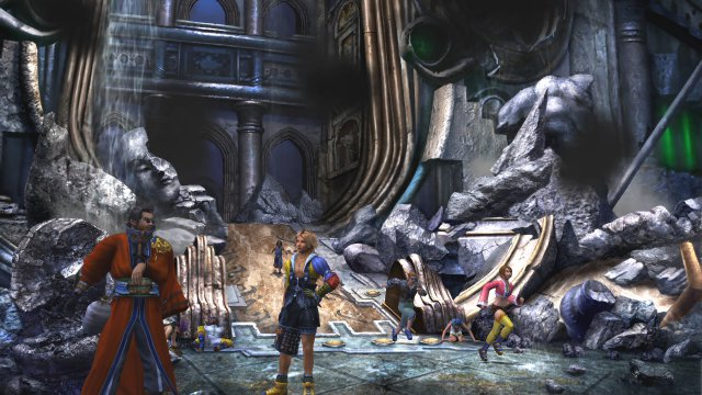 Final Fantasy X | X-2 HD Remaster - Immagine 183140