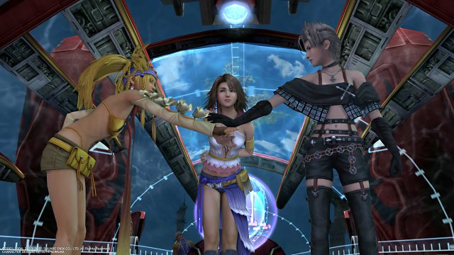 Final Fantasy X | X-2 HD Remaster - Immagine 183143