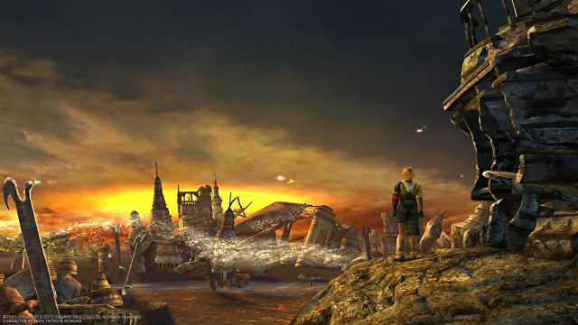 Final Fantasy X | X-2 HD Remaster - Immagine 183144