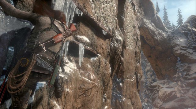 Rise of the Tomb Raider immagine 194200