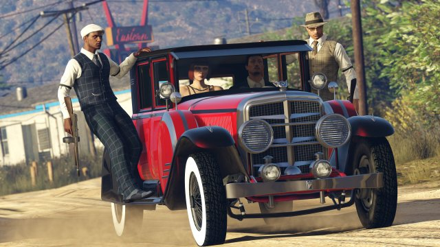 Grand Theft Auto Online immagine 177065