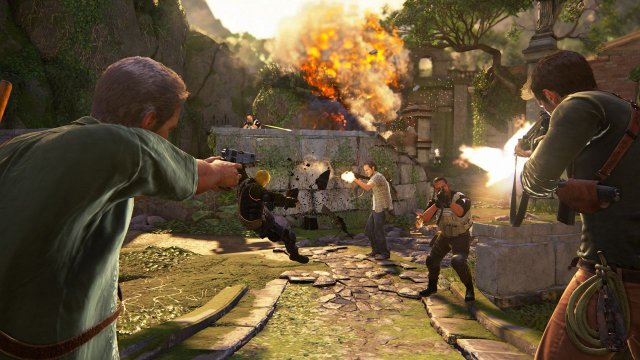 Uncharted 4: Fine di un Ladro immagine 196707