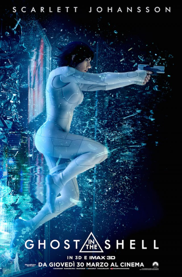 Ghost in the Shell immagine 200082