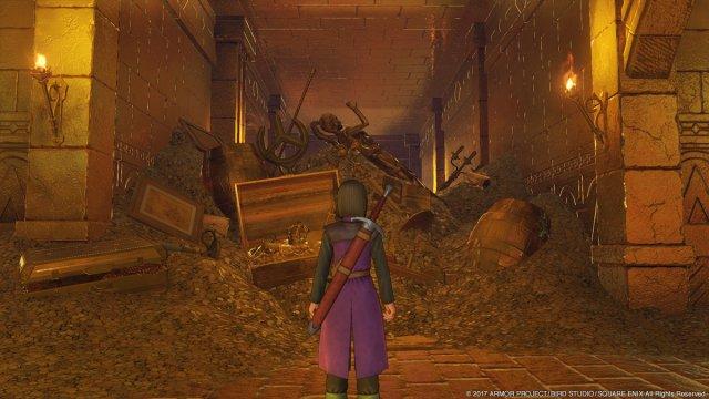 Dragon Quest XI:Echi di un'era perduta - Immagine 200256