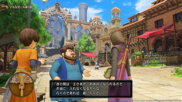 Dragon Quest XI:Echi di un'era perduta immagine 200264