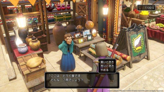 Dragon Quest XI:Echi di un'era perduta - Immagine 200265