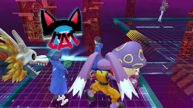 Digimon Story: Cyber Sleuth immagine 203142
