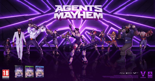 Agents of Mayhem immagine 200899