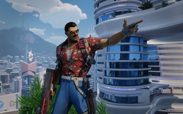 Agents of Mayhem immagine 203679