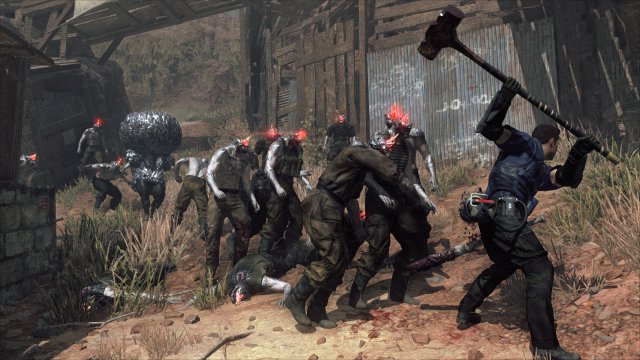 Metal Gear Survive immagine 205774