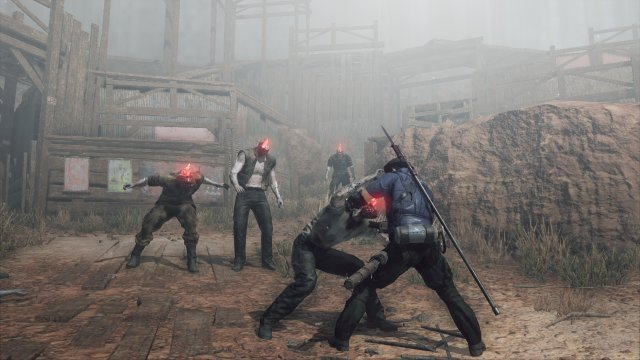 Metal Gear Survive immagine 205779
