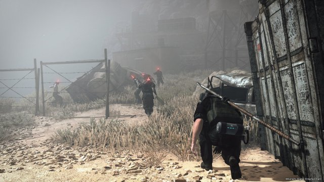 Metal Gear Survive immagine 206285