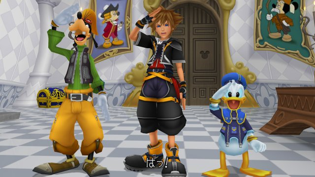 Kingdom Hearts HD 1.5 + 2.5  ReMIX - Immagine 199414