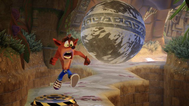 Crash Bandicoot N-Sane Trilogy immagine 199385
