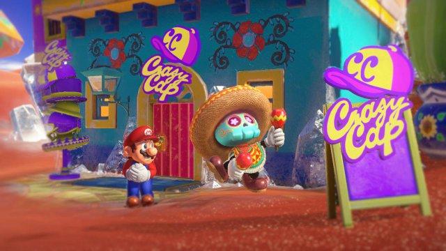 Super Mario Odyssey - Immagine 37 di 38