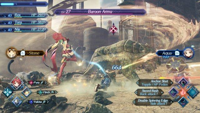 Xenoblade Chronicles 2 - Immagine 204577