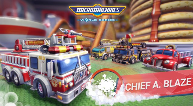 Micro Machines World Series immagine 202124