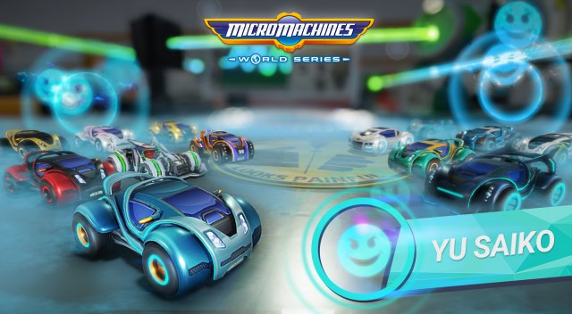 Micro Machines World Series immagine 202128