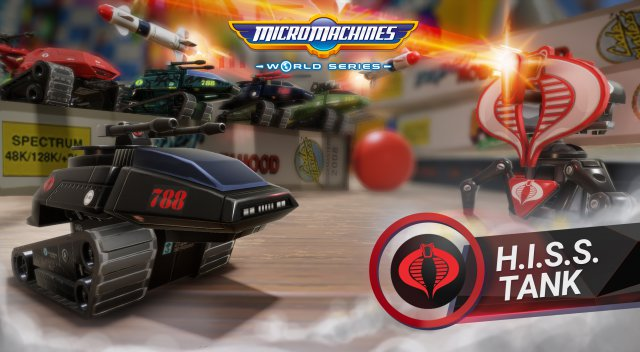 Micro Machines World Series immagine 202129