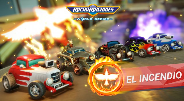 Micro Machines World Series immagine 202132