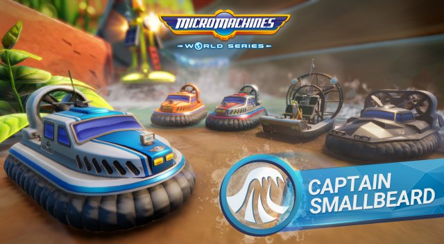 Micro Machines World Series immagine 202137