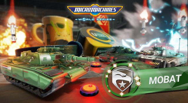 Micro Machines World Series immagine 202140
