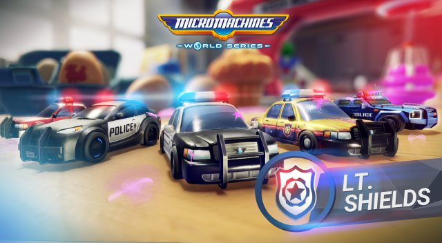 Micro Machines World Series immagine 202145