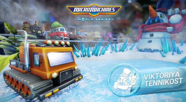 Micro Machines World Series immagine 202147