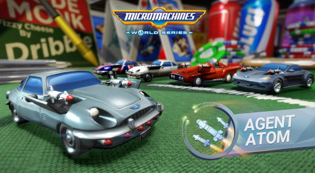 Micro Machines World Series - Immagine 202150