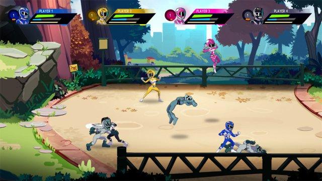 Mighty Morphin Power Rangers: Mega Battle immagine 198874