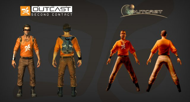 Outcast - Second Contact immagine 204381