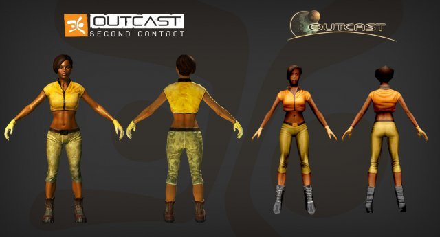 Outcast - Second Contact immagine 204385