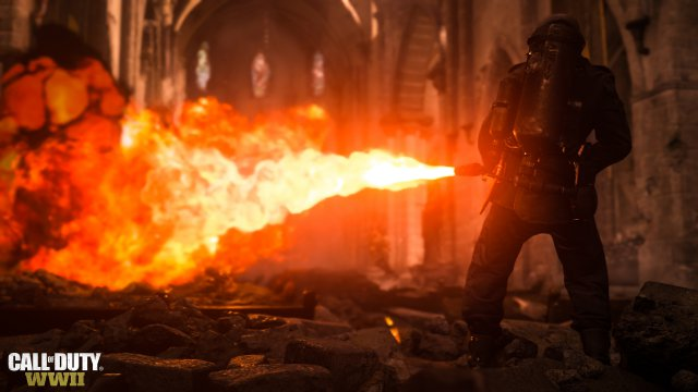 Call of Duty: WWII immagine 201392