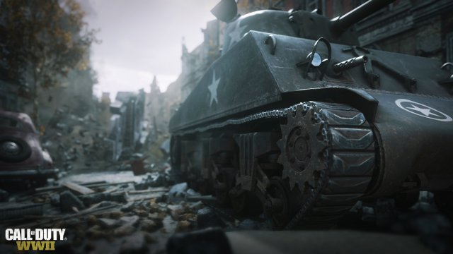 Call of Duty: WWII immagine 201395