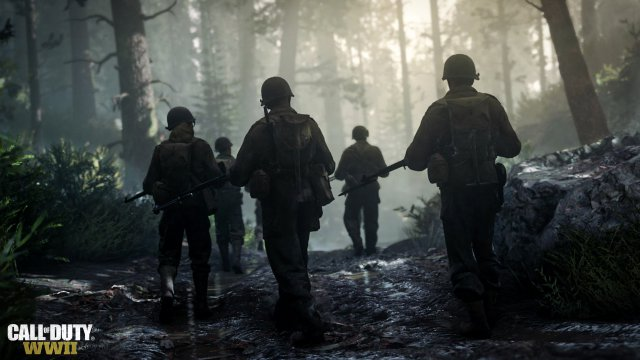 Call of Duty: WWII immagine 201398