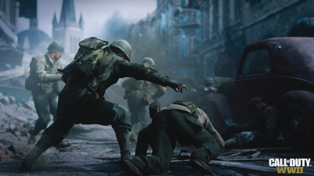 Call of Duty: WWII immagine 201403