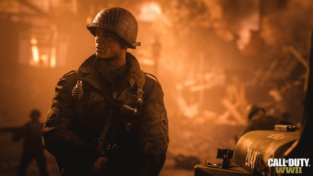 Call of Duty: WWII immagine 201406