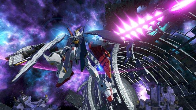 Gundam Versus immagine 201477