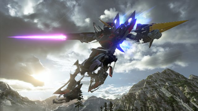 Gundam Versus immagine 201479