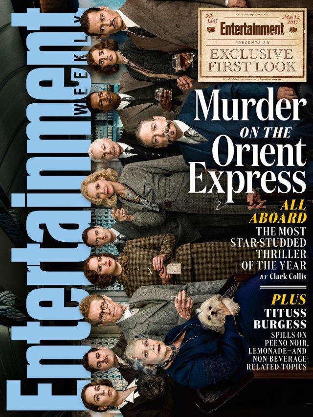 Assassinio sull'Orient Express immagine 201586